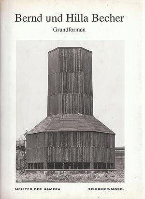 Bild des Verkäufers für grundformen - bernd und hilla becher zum Verkauf von Stefan Schuelke Fine Books