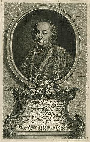 09. 09. 1328 Miltenberg). Erzbischof (1321-1328) und: BUCHEGG, Matthias von