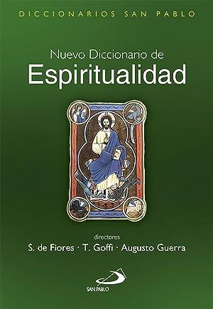Nuevo Diccionario De Espiritualidad: Vv.Aa.