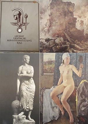 Große Deutsche Kunstausstellung 1943 / 16 Gemälde: Haus der Deutschen