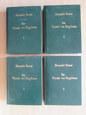 Alexander Dumas Romantische Meisterwerke - Der Vicomte von Bragelonne, Band 15 - 26 (Erster Theil ...