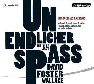 Unendlicher Spaß: David Foster Wallace