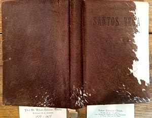 Folklore Argentino. Santos Vega Prologa, Biografia, Bibliografia Y Notas Por E.M.S. Danero.: ...
