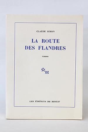 La route des Flandres: SIMON Claude