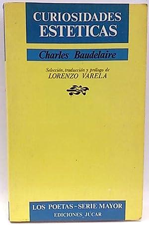 Curiosidades Estéticas: Baudelaire, Charles