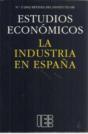La industria en España: Iranzo, Juan E