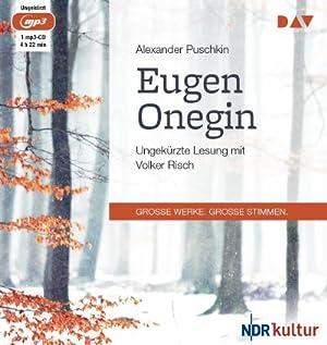 Eugen Onegin : Ungekürzte Lesung: Alexander Puschkin