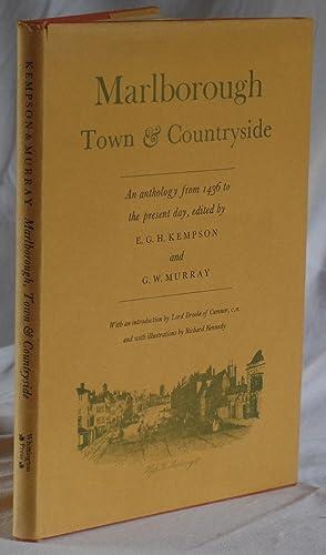 Marlborough Town & Countryside: Kempson, E.G.H. and Murray, G.W