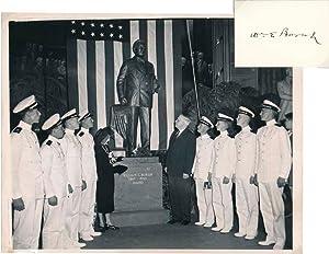 Signature / Unsigned Photograph: BORAH, William E.