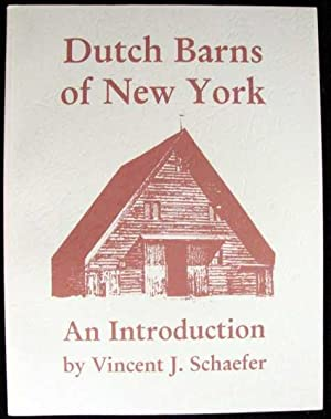 Dutch Barns of New York: An Introduction