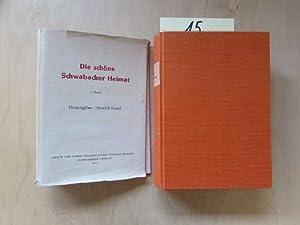 Die schöne Schwabacher Heimat - Band I: Skizzen und Abhandlungen: Krauss, Heinrich: