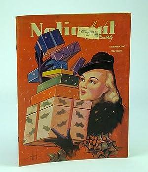 National Home Monthly Magazine, December (Dec.) 1940: Stewart, Dr. H.L.;