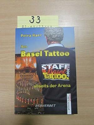 Am Basel Tattoo abseits der Arena: Harr, Petra: