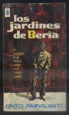 LOS JARDINES DE BERIA.: PARVILAHTI, UNTO.