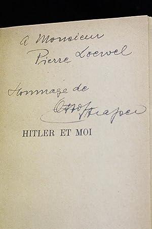 Hitler et moi: STRASSER Otto
