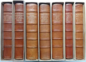 The Works of Shakespeare. The text of: William Shakespeare; Herbert