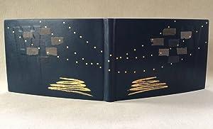 Three Poems from The Bridge: Designer Binding. Red