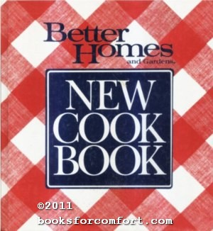 Better Homes & Gardens New Cook Book: Better Homes &