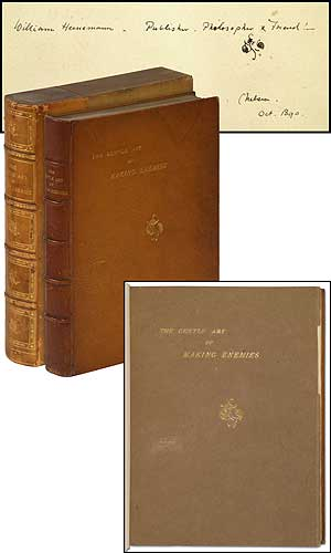 The Gentle Art of Making Enemies: WHISTLER, James A.M.