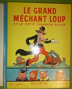 MICKEY PRESENTE : LE GRAND MECHANT LOUP: WALT DISNEY