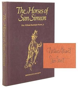Horses of San Simeon: Hearst, Mrs. William