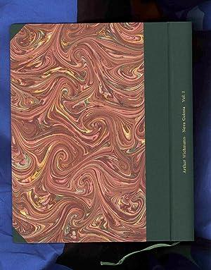Nova Guinea; Volume 1: Wichmann, Arthur