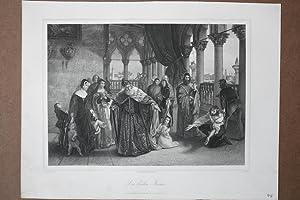Die beiden Foscari, Doge Francesco Foscar, Oper,