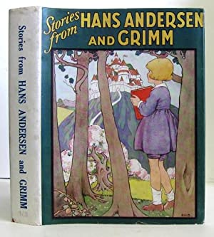 Fairy Tales from Hans Andersen and Grimm: Andersen, Hans Christian