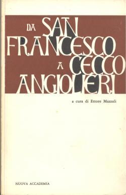 MAZZALI Ettore - Da San Francesco a