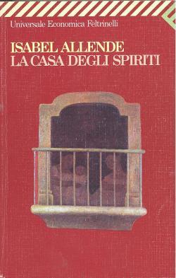 Immagine del venditore per Isabel ALLENDE - La casa degli spiriti - 1993 venduto da Libreria Belriguardo, Italian Rare Books