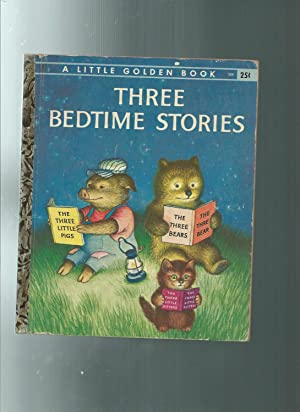 THREE BEDTIME STORIES: Garth Williams illust.by
