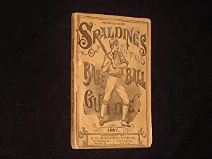 Spalding's Base Ball Guide and Official League: Spalding, A. G.