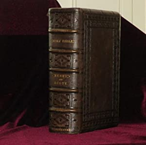 Bible. The Holy Bible. According to the: Various