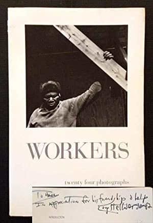 Workers: Twenty-Four Photographs by Louis Stettner