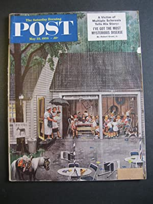 THE SATURDAY EVENING POST - May 22,: Kantor, MacKinlay