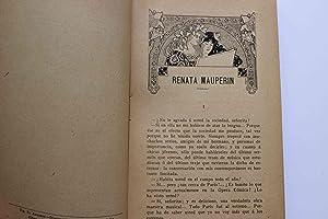 Renata Mauperin.: Edmond de Goncourt.