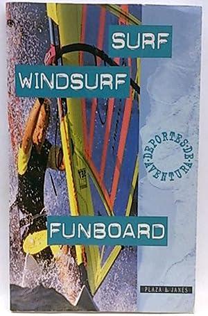 Imagen del vendedor de Surf, Windsurf Y Funboard a la venta por SalvaLibros