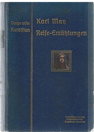 Durchs Wilde Kurdistan. [Karl Mays Illustrierte Reiseerzählungen: May, Karl [illustriert