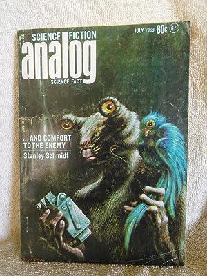 Analog Science Fiction/Science Fact, Vol. 83, No.: John W. Campbell,
