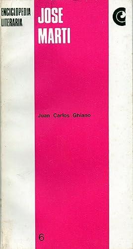 Jose Marti: Juan Carlos Ghiano
