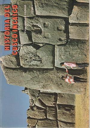 historia del cusco incaico-3 volumes-: victor angles vargas