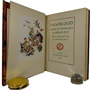 Ink & Blood: A Book of Drawings: Szyk, Arthur