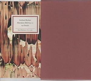 69 Details - Abstraktes Bild 825-II: Richter, Gerhard