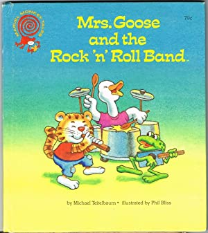 MRS GOOSE AND THE ROCK 'N' ROLL BAND; Marvel Monkey Tales