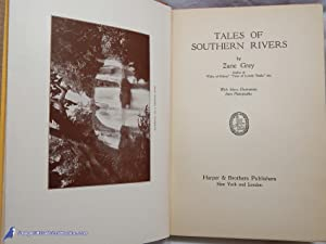Tales of Southern Rivers: GREY, Zane
