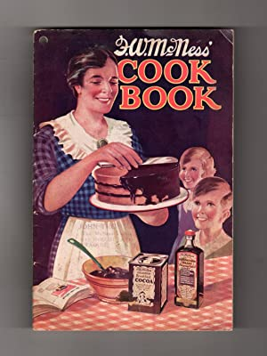 F.W. McNess' Cook Book. 1933 First Edition: Staff, Furst-McNess Company