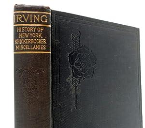 The Works of Washington Irving: Volume 4: IRVING, WASHINGTON