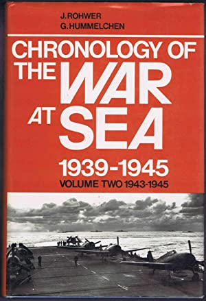 Chronology of The WAR At SEA, 1939-1945: VOLUME TWO 1943-1945