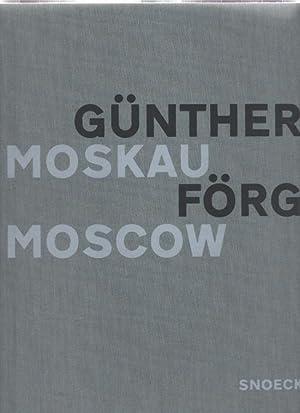 Moskau / Moscow: Förg, Günther