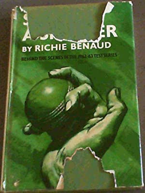 Spin Me A Spinner: Benaud, Richie